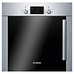Bosch HBL43B250B Classixx Electric Multifunction Oven Brushed Steel