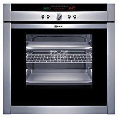Neff Series 5 B46E74 Electric Multifunction Oven Stainless Steel