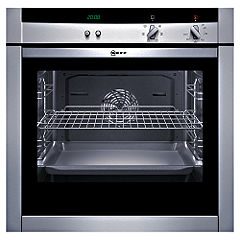 Neff Series 2 B45M42 Electric Fan Oven Stainless Steel