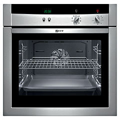 Neff B15M62N0GB Electric Oven Steel