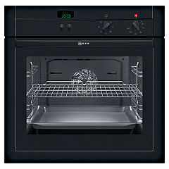 Neff B14M62S0GB Electric Oven Black