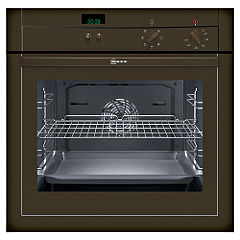 Neff B14M62B0GB Electric Oven Brown
