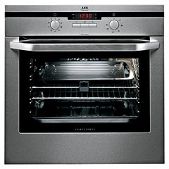 AEG B41015M Electric Oven Stainless Steel