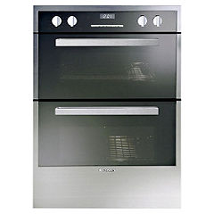 Candy FDP299X Multifunction Double Oven Stainless Steel