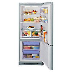 Indesit BAAN10S Fridge Freezer Silver
