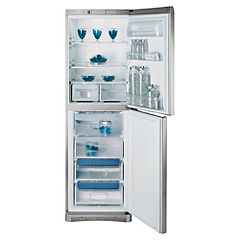 Indesit BAAN134S Fridge Freezer Silver