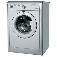 Indesit IDVA735S Vented Tumble Dryer Silver
