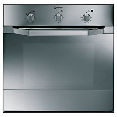 Indesit IF51KAIX Multifunction Oven Stainless Steel