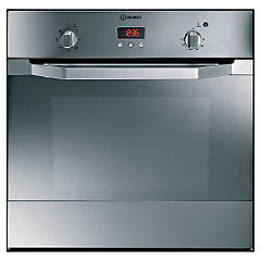Indesit IF63KAIX Multifunction Oven Stainless Steel