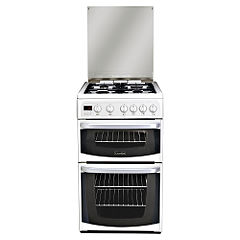 Cannon Coniston C50GCWF Gas Cooker White
