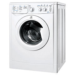 Indesit IWC6145 Washing Machine White