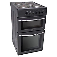 Belling Forum 335 Electric Cooker Anthracite