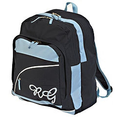 Rugged Gear Backpack Blue