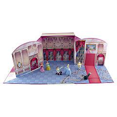 Disney MicroWorld Cinderella MovieBook