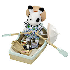 Sylvanian Families Rowing Boat and Accessories
