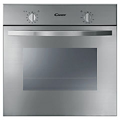 Candy FST201X Electric Single Oven Steel