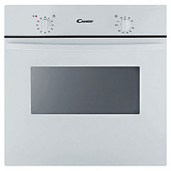 Candy FST201W Electric Single Oven White