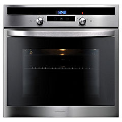 Rangemaster RMCB604SS Electric Single Fan Oven Stainless Steel