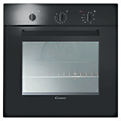 Candy FPP403N Electric Single Oven Black