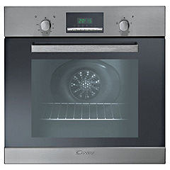 Candy FPP407X Electric Single Oven Stainless Steel