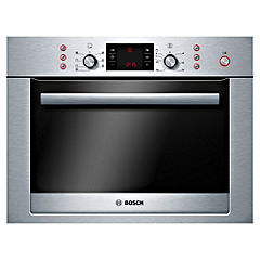 Bosch HBC84E653B Combination Microwave Stainless Steel