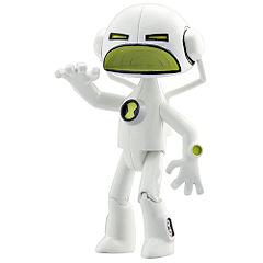 Ben 10 10cm Echo Echo Alien Action Figurine