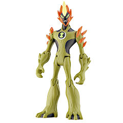 10cm Swampfire Alien Action Figurine