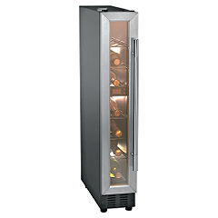 Candy CCVB25T Wine Cabinet Stainless Steel