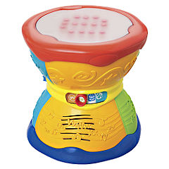 LeapFrog Learn and Groove Bilingual Alphabet Drum