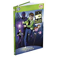 LeapFrog Tag Ben 10 Book