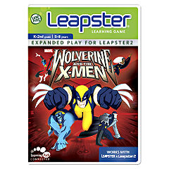 Statutory LeapFrog Leapster2 Learning Game - Wolverine