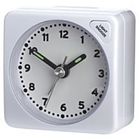 Tu Square Alarm Clock