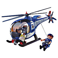 Police Helicopter Statutory