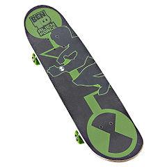 Ben 10 Alien Force 3D Skateboard
