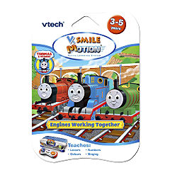 VTech V.Smile Motion Game Thomas and Friends
