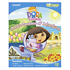 Statutory Vtech Bugsby Dora The Explorer Book
