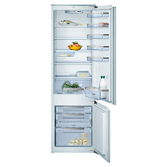 Bosch Exxcel KIV38A51GB Fridge Freezer White