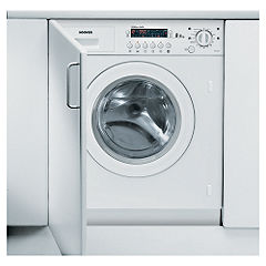 Hoover HDB854D Washer Dryer White