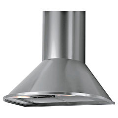 CCR616X Chimney Cooker Hood Steel Statutory - CLICK FOR MORE INFORMATION