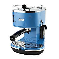 DeLonghi Icona Pump Espresso Maker Blue