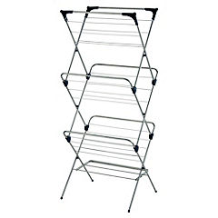 Tu 3 Tier Silver Airer