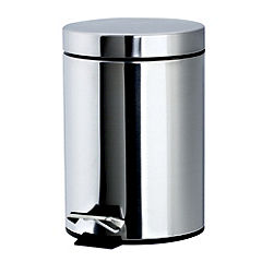 Tu Stainless Steel Step Bin
