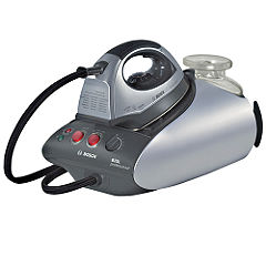 Bosch Steam Generator Iron TDS2510GB Silver and Black