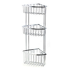 Tu Wire 3 tier Corner Caddy