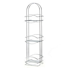 Tu Chrome 3 tier Rack