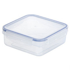 Sainsbury's Rectangular Klip Lock Container 700ml