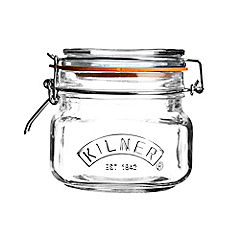 Kilner Klip Top Jar 0.5L
