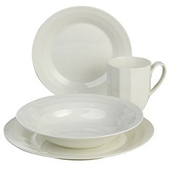 Different by Design 16-piece Dinnerware Set