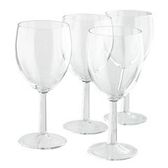 Tu 34cl Wine Glasses 4-pack