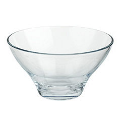 Tu Glass Serving Bowl